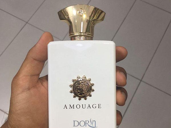 عطر ادکلن آمواج هانر مردانه - Amouage Honour Men