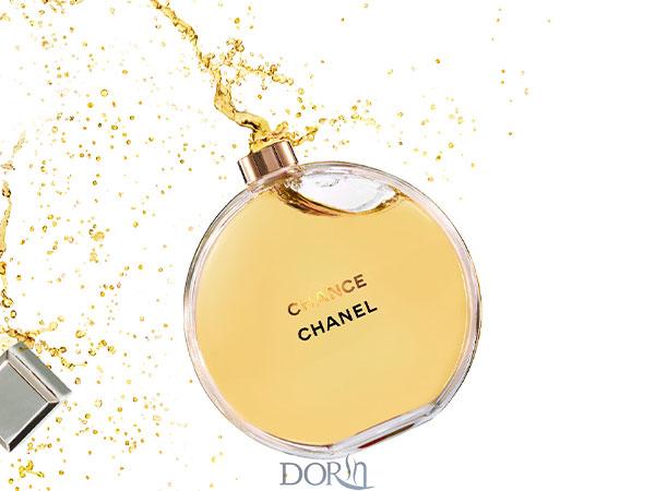 عطر ادکلن شنل چنس ( چنل چنس ) - شنل چنس زرد - Chanel Chance EDP
