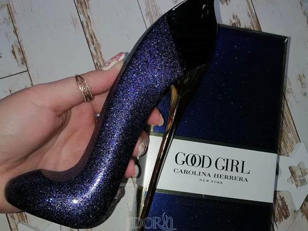 عطر ادکلن گودگرل گلیتر کالکتور کارولینا هررا - گود گرل بنفش - Good Girl Glitter Collector