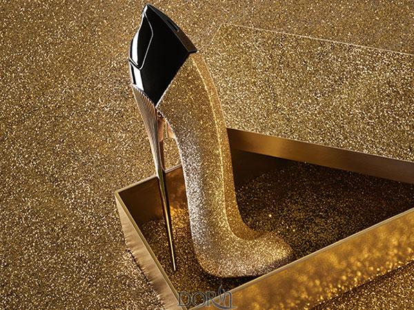 تستر عطر ادکلن گودگرل گلوریوس گلد کالکتور کارولینا هررا - گود گرل طلایی - Good Girl Glorious Gold Collector Tester