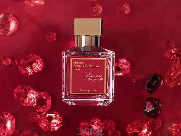 عطر ادکلن فرانسیس کرکجان باکارات رژ اکستریت ۵۴۰ - Baccarat Rouge 540 Extrait