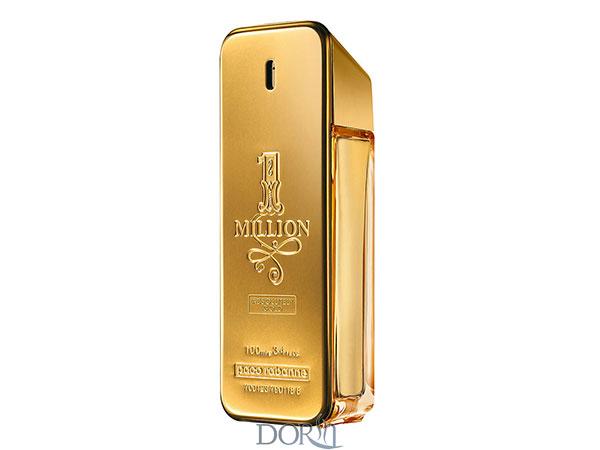 عطر ادکلن مردانه پاکورابان وان میلیون ابسولوتلی گلد - One Million Absolutely Gold