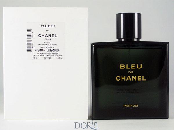 تستر عطر ادکلن پرفیوم مردانه بلو د شنل - BLEU DE CHANEL Parfum Tester