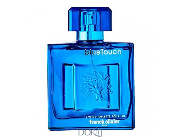 عطر ادکلن فرانک الیور بلو تاچ - Franck Olivier Blue Touch
