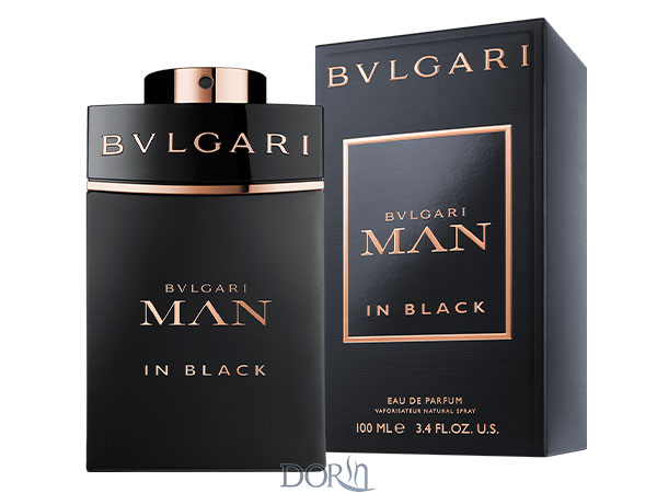 عطر ادکلن بولگاری من این بلک - Bvlgari Man In Black