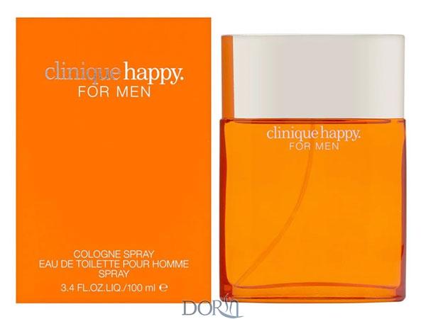 عطر ادکلن کلینیک هپی مردانه - Clinique Happy For Men