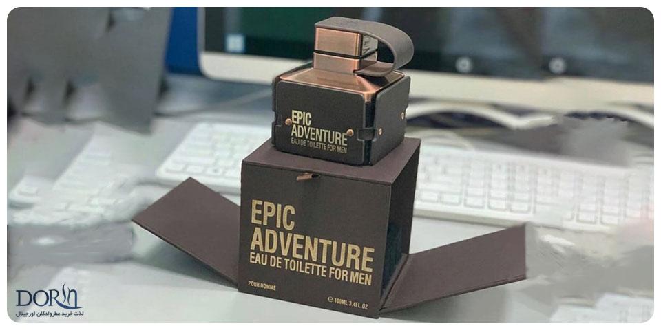 عطر ادکلن امپر اپیک ادونچر مردانه- Emper Epic Adventure