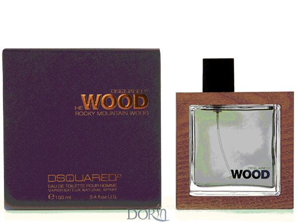 عطر ادکلن هی وود راکی مانتین وود - He Wood Rocky Mountain Wood