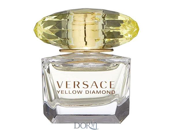 عطر ادکلن یلو دایموند ورساچه زنانه - Versace Yellow Diamond Miniature