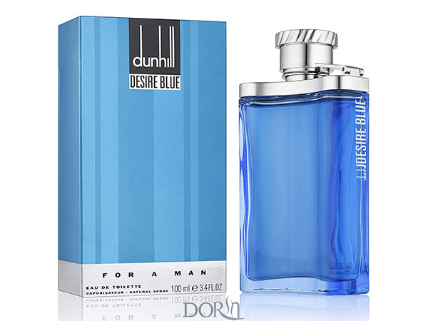 عطر ادکلن دانهیل بلو - دانهیل دیزایر آبی - Dunhill Desire Blue