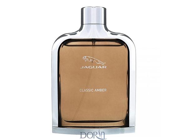 عطر ادکلن جگوار کلاسیک امبر - جگوار کلاسیک قهوهای - Jaguar Classic Amber