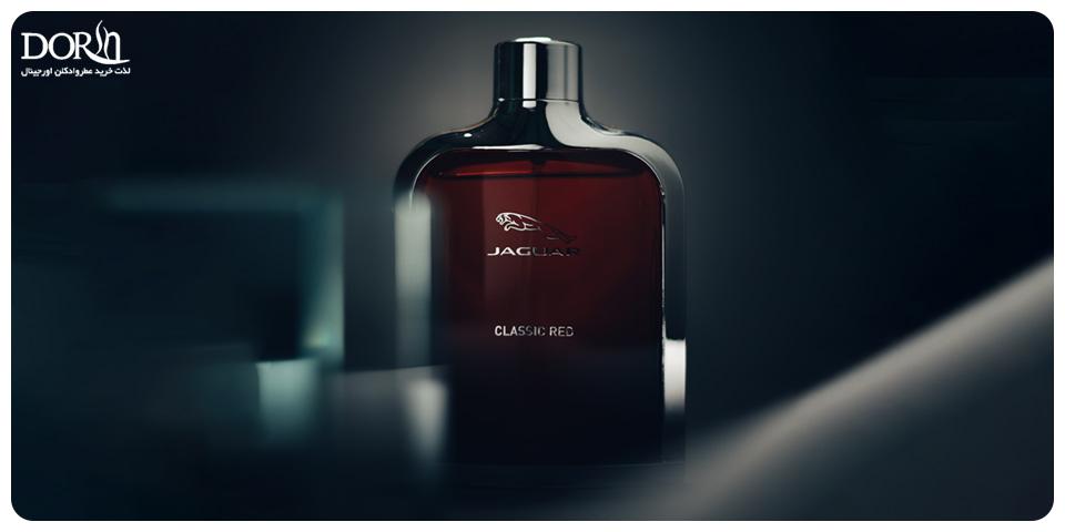 عطر ادکلن جگوار کلاسیک رد - جگوار قرمز - Jaguar Classic Red