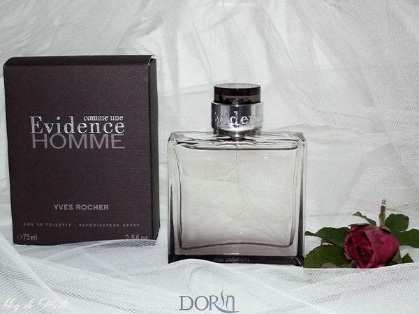 عطر ادکلن ایو روشه اویدنس مردانه - Yves Rocher Evidence Homme