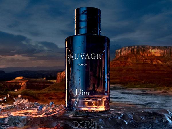 عطر ادکلن ساواج دیور پرفیوم - Sauvage Dior Parfum