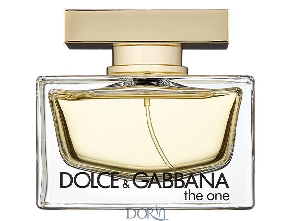 تستر عطر ادکلن دولچه گابانا د وان زنانه - Dolce & Gabbana The One For Woman Tester
